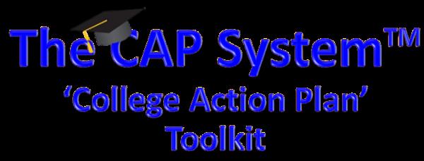 CAP - Blue - 3 lines